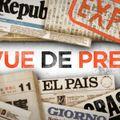Revue de presse Express - 23.07.2013