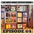 We Need More Crates Radio - episode 64, PMD,Stanley Clarke,Tash, Godfather don,Bob James, RED ALERT