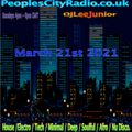 DjLeeJunior_(March 21st 2020) House /Electro / Tech / Minimal / Deep Soulful / Afro / Nu Disco. On P
