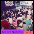 Live from @AKbar SpeakerBox Dj Set Vol1