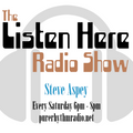 The Listen Here Radio Show - Saturday 19th June 2021 on Pure Rhythm Radio