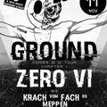 DJ Proton @ Groundzero VI COMES2U Tour - KvF HQ - 2017-11-04