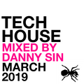 FREAK! Tech House ( March 'Nod to The Prodigy' edition ) - Mixed Live by Danny Sin on Phever.ie