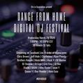 Dance From Home: Digital DJ Festival 03.25.20 (Pop/House)