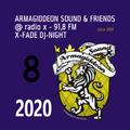 @ X-Fade DJ-Night - 04.08.20 ls Rall-Fi & Mukka