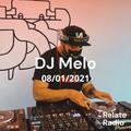 DJ Melo - Relate Radio, 8-1-2021