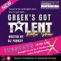 GREEK'S GOT TALENT RADIO SHOW (SHOW 2) WITH DJ FUNKSY 01.07.21