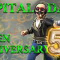Capital Dank #50: The Green Anniversary!