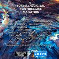 Forescape Digital 100 - Guest Mix by Horizons [Live on DI.FM Radio]