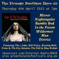 The Strange Boutique Show 123