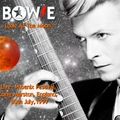 Bowie Live Phoenix Festival,, Long Marston, England,20th July, 1997.Look At The Moon!