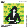 Zane Landreth w/ Black Marble - 12th February 2018