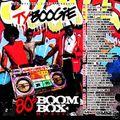 DJ TY BOOGIE 80'S BOOMBOX