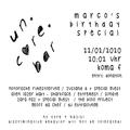 the bloio project live @ un.core.bar 2020-02-22