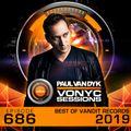 Paul van Dyk's VONYC Sessions 686 - Best of VANDIT Records 2019