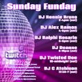 DJ RONNIE BRUNO Live! Sunday Funday November 8, 2020