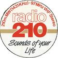 Radio 210 Test Transmissions Dec 1986 102.9