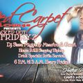 A Night @ The Red Carpet Lounge - 18 March 2016