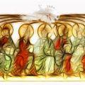 2018-09-23 Maria, De Apostelen en de H. Geest door Tom Torbeyns