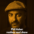 Phil Asher restless soul show (restless soul special) 02/12/11 PushFM