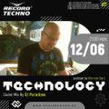 Technology#17 (Guest Mix by DJ Paradoxx) [12.06.2021]