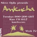 Steve Optix Presents Amkucha on Kane FM 103.7 - Week Seventy Two