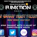 Ryan Sargent - The Sunday Night Project On Funktion Radio