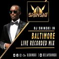Baltimore Live Recorded Mix [Afrobeat, Dancehall, Reggae] - Reupload