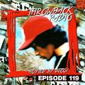 Throwback Radio #119 - DJ Legend One