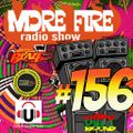 More Fire Radio Show #156 Week of Dec 2nd 2017 with Crossfire from Unity Sound