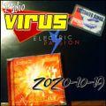 Radio Virus : 2020-10-19 : News : Synthpop : EBM : Electro : Industrial : Minimal Wave