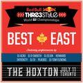 DJ Dijon - Canada - East Qualifier