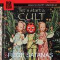 "REGE SATANAS 392 ""Let's Start A Cult"" @ Red Light Radio 01-15-2020"