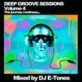 DJ E-Tones - Deep Groove Sessions 4