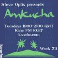 Steve Optix Presents Amkucha on Kane FM 103.7 - Week Seventy Three