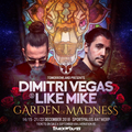 Dimitri Vegas & Like Mike - Live @ Tomorrowland Presents: Garden Of Madness, Belgium - 22.12.2018