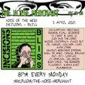 The Noise Merchant #21