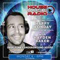 "Hayden Baker Live Mix on Vinyl !!  13.12.20 ""House Music Radio'"