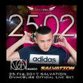 DJ MANGO - 25.Feb,2017 SALVATION#DivineBliss Official LIVE Set