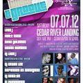 Leon J Live @ Red, White & Groove 07-07-12