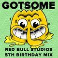 Red Bull Studios 5th Birthday Mix (5 Years of Bristol)