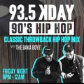 HHMM 10.9.20 KDAY 93.5 Hip Hop Back In The Day