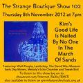 The Strange Boutique Show 102