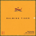 SCR Resident: Balming Tiger with Sanyawn and friends (Dec. 13, 2017)