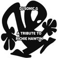 DJ SONIC G - A TRIBUTE TO RICHIE HAWTIN