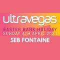 UltraVegas Easter Sunday Bank Holiday Stream - Seb Fontaine