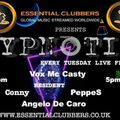 Hypnotic presents Conny live on Essential Clubbers Radio UK 12-01-2021