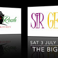 It's the Big 60th on , 3rd July @ windRush, with Sir George