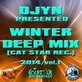 Djyn - Winter Deep Mix 2014 (Cat Star Rec.vol.1)