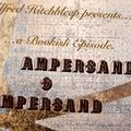 Ampersand & Ampersand with DJ Alfred Hitchbleep - February 25th, 2020
